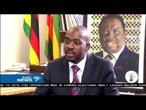 Chamisa hopes Mugabe will vote for MDC