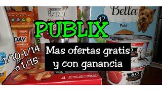 PUBLIX COMPRA #2 1/10-1/14 o 1/15|Excelente Ofertas