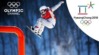 Anderson defends her title in Slopestyle title with a great 1st run | PyeongChang 2018