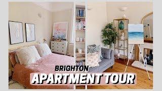 my apartment tour 2019 - brighton 🏡