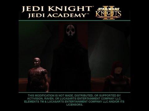 Star Wars Jedi Knight: Jedi Academy - Kotor 2 Duels Trailer 2 |