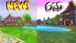 Wizard101: Test Realm Summer 2018 New Updates! (NEW GRAPHICS!)