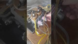 Rcmk k600 hau moteur zenoah 30cc x2