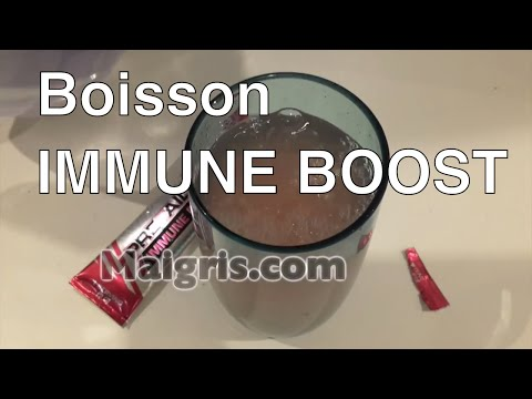 Valentus Boisson IMMUNE BOOST Le Soir MLM