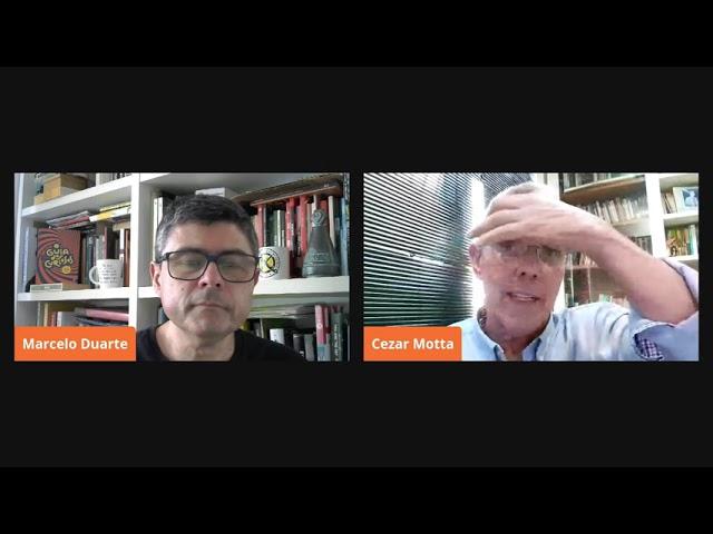 OS BASTIDORES DO DICIONÁRIO AURÉLIO - Entrevista com Cézar Motta - Programa 55 - Olá, Curiosos! 2021