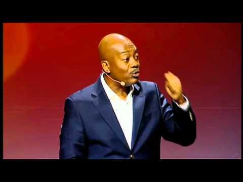 Je Veux Changer Le Monde ! | Gilles Atayi | TEDxAbidjan