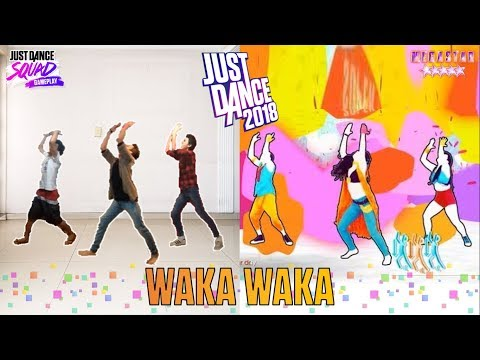 Just Dance 2018 - Waka Waka (This Time For Africa).