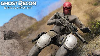 Ghost Recon Breakpoint STEALTH CAMPS & IMPOSSIBLE DRONE ATTACKS! Ghost Recon Breakpoint Free Roam
