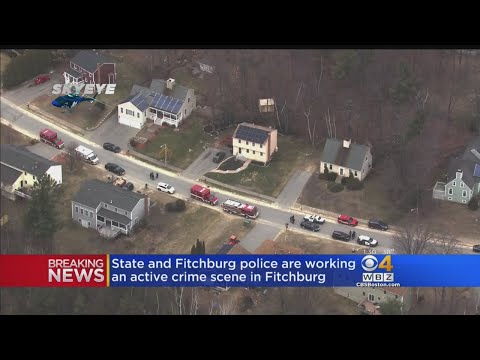 Special Report: Police Swarm Fitchburg Neighborhood, Lock Down School For Investigation