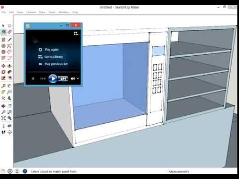 Sketchup Kitchen Design Dynamic Components 39 Cabinets 39 Doovi