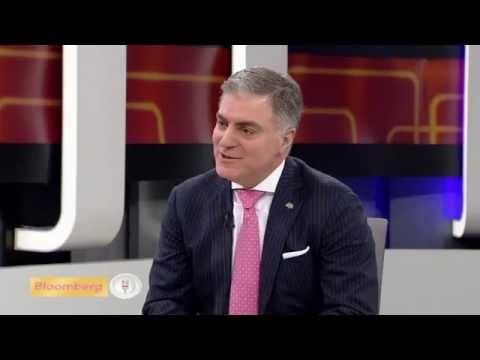Tarek Mourad, General Manager Raffles Istanbul - Bloomberg Turkey