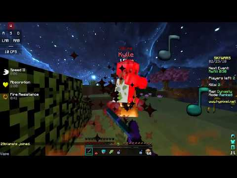 [Ranked Skywars] - Killing KangarooKyle + Fighting Kylle #34 on LB