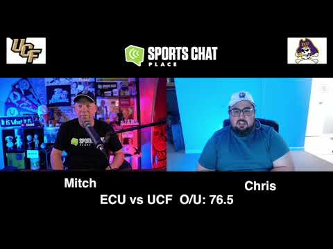 UCF at East Carolina - Saturday 9/26/20 - College Football Picks & Prediction | Sports Chat Place (skip to 71s)