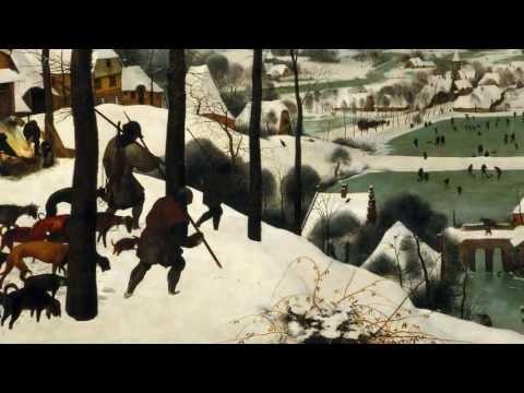 Bruegel, Hunters in the Snow (Winter)