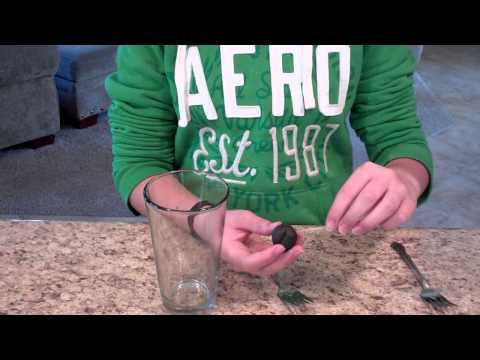 Center of Gravity Experiment