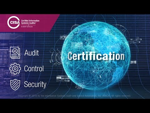 ISACA Official CISA Online Review Course