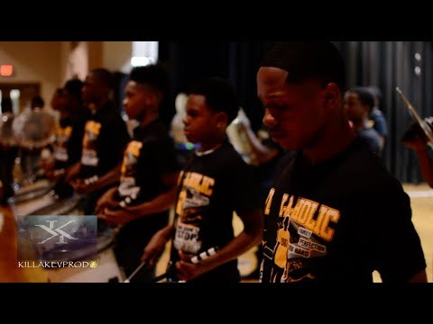 "Whitehaven High School's ""Funk-A-Holic"" @ the 2018 Whitehaven BOTD"