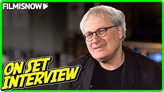 """THE ART OF RACING IN THE RAIN   Simon Curtis """"Director"""" On-set Interview"""