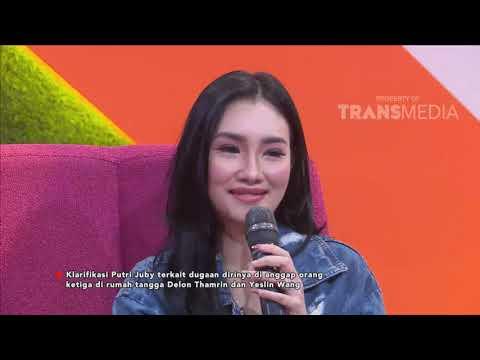 PAGI PAGI PASTI HAPPY - Putri Juby Hamil Setelah Putus Dari Delon! Anak Siapa Itu? (22/10/18) Part 5