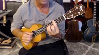 Eric Clapton Tears In Heaven Ukulele Tab Preview