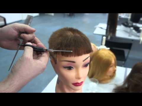 Как делать филировку волос
