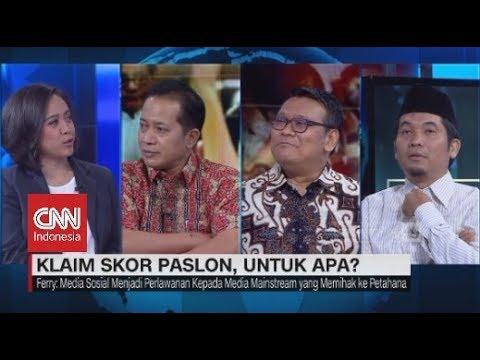 Pengamat: Kampanye Negatif yang Membuat Elektabilitas Prabowo Stagnan Mp3