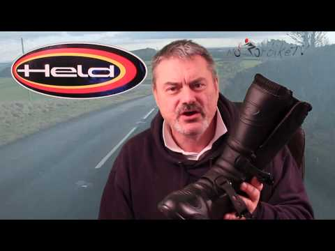 Touring Boots Product Video Review