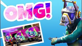 UNLOCKING THE WALMART EXCLUSIVE SPRAY ! (Fortnite Battle Royale