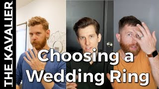 How To Choose A Wedding Ring w/ Tanner Guzy, Brock McGoff, and Eric Bandholz