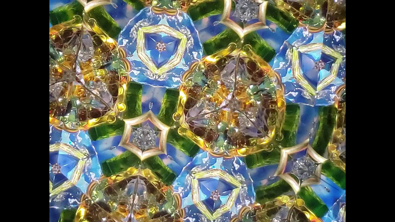 Kaleidoscopic Moment of Zen #7