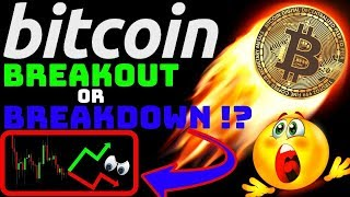🔥 BITCOIN BREAKOUT COMING !?!?🔥bitcoin litecoin price prediction, analysis, news, trading