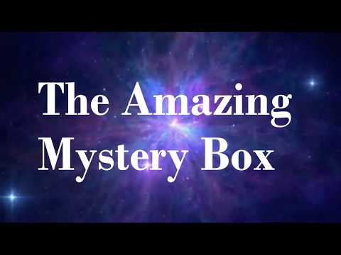 (Doctor Who)The Amazing Mystery Box Unboxing(October)