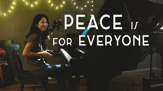Peace by Horace Silver Piano and Vocal Cover by Sangah Noona