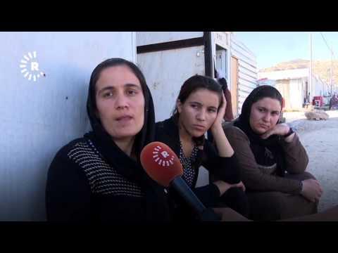 Yezidis return to Kocho school where ISIS killed men, enslaved women