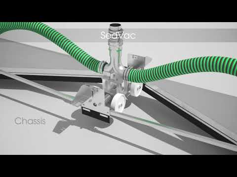 Technical Animation - Product Marketing - Sediment Removal System