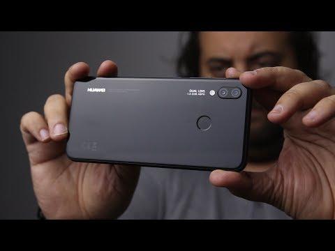 Huawei P20 Lite Review   العملاق الصغير
