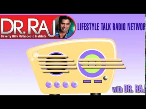 Dr. Raj Discusses the Dangers of Back Pain on Talk Radio (310) 247-0466