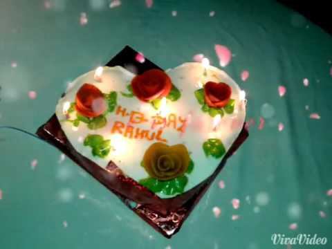 Happy birthday to you my dear friend rahul rajan youtube happy birthday to you my dear friend rahul rajan publicscrutiny Image collections