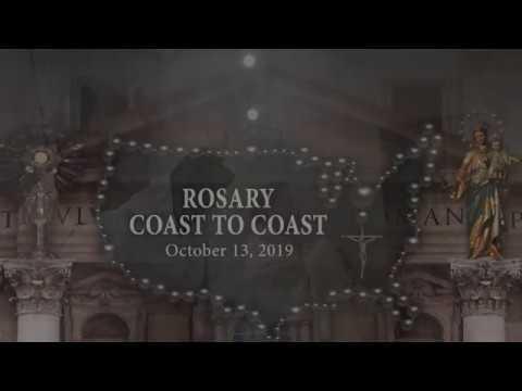 Rosary Coast to Coast – US National Rosary Rally From Coast