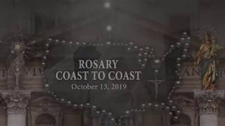 Rosary Coast to Coast 2019