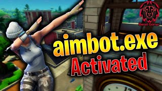 aimbot.exe ACTIVATED! | SOUL TAKERS | FORTNITE INDIA
