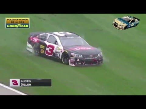 Nascar Sprint Cup Crash _ FULL Season 2015