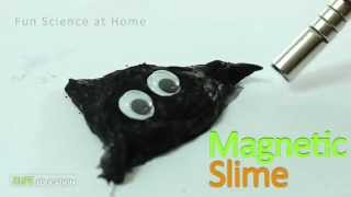Magnetic Putty : Make your Slime or Putty at Home for Kids