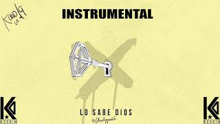 Pista instrumental Lo sabe Dios - Karol G (Remake)