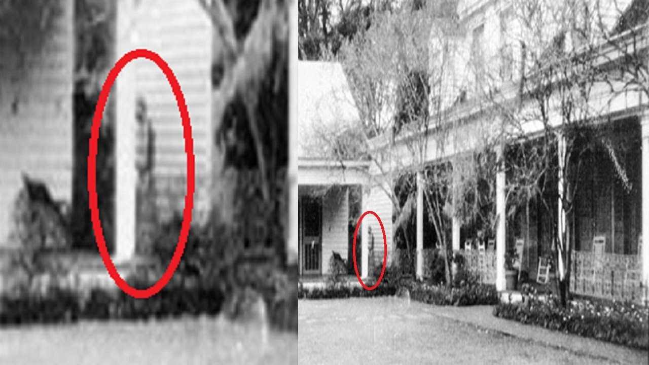 The Shocking True Story Of The Myrtles Plantation Ghost ...