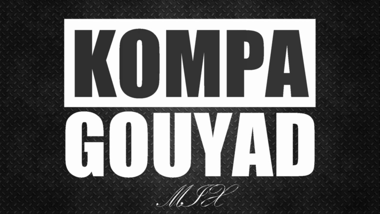 kompa gouyad - official party mix 2016 - by alexckj