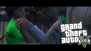 GTA 5 Online Funny Moments - Arm Wrestling!, Fail Montage! #9 ( GTA 5 PS4 )
