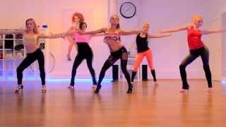 Наталья Трубецкая - Урок Go Go High Heels - Nataly Dance Studio