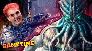 ZOMBIE CTHULHU IN BLACK OPS 3 (Gametime w/ Smosh Games)