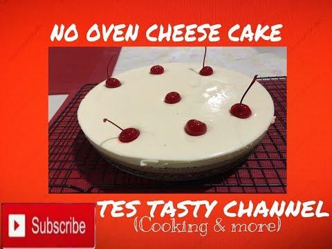 No Bake Cheese Cake/ How to Make No Bake Cheese Cake/ My Own Version